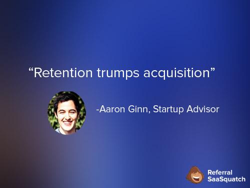 New Leads vs. retention