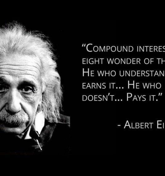 Compound Effect & Leverage Work Both Ways