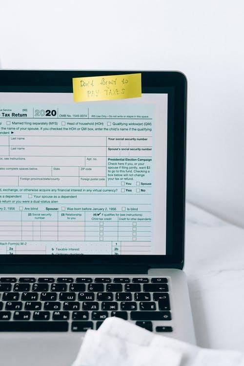 Self-employed income verification